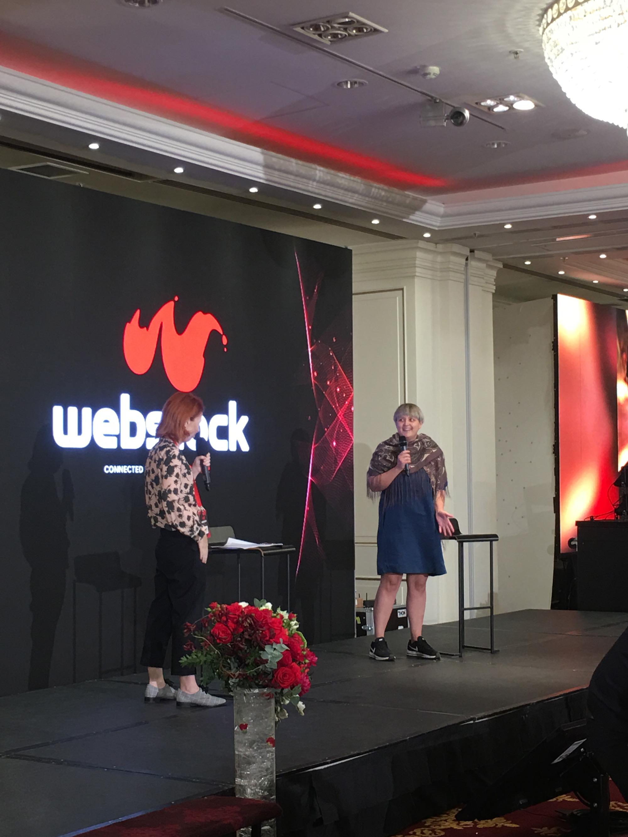 Mihaela Noroc Webstock 2018
