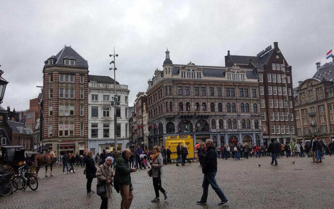 High on Amsterdam