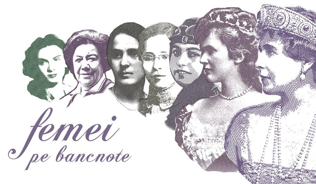 Bancnotele românești reimaginate – Cum ar arăta cu un personaj feminin marcant?