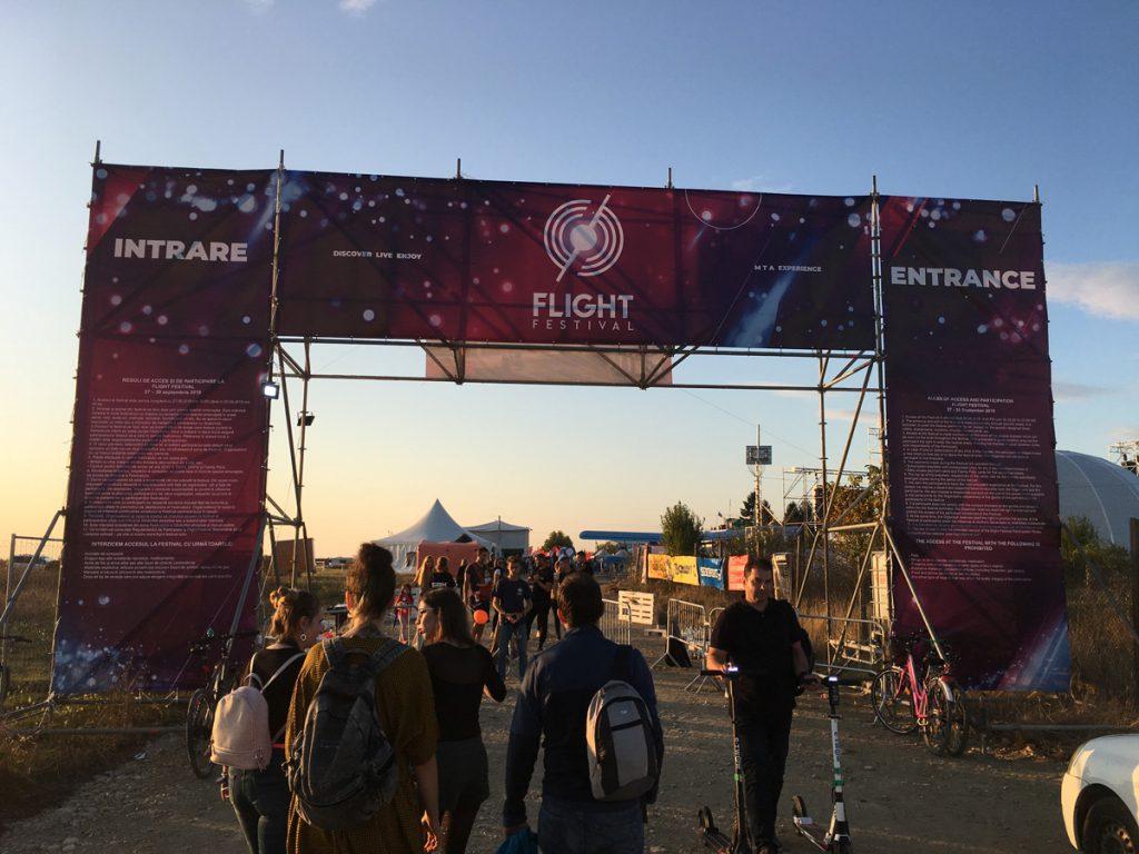 Intrare Flight Festival 2019