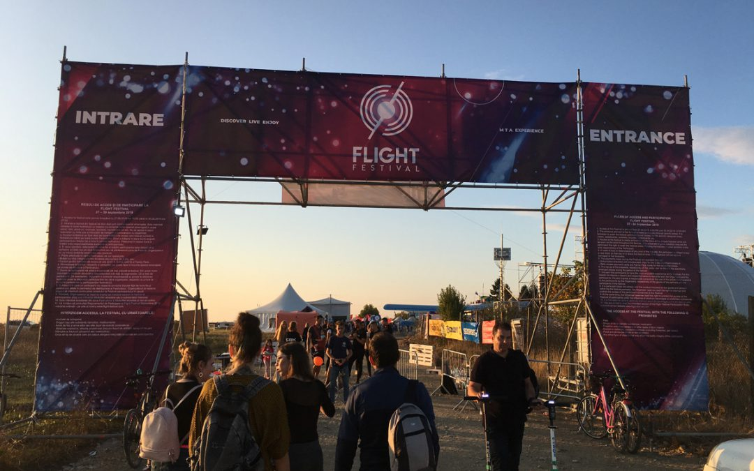 Intrare Flight Festival 2019